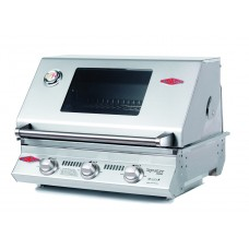 Beefeater S3000S Built-In 3 Stainless Steel Burner Gas BBQ