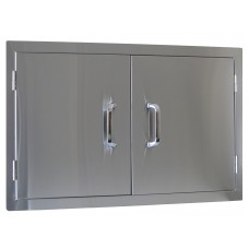 BeefEater Signature Double Door Stainless Steel Built-In and Outdoor Kitchen - 23150