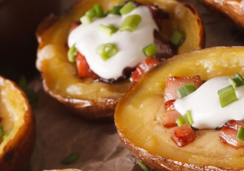 Barbecue Bacon Potatoes