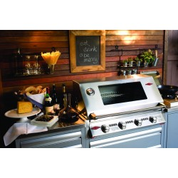 Better Outdoors Living with Beefeater Barbecues