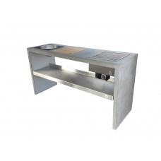 One-Q Concrete Table