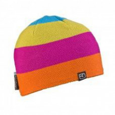 Ortovox Beanie Multicolor Blue / Green