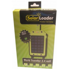 World Traveller 2,4 Watt portable solar panel - Discount