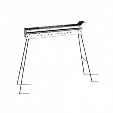 SATEMAKER barbecue model Z 80cm Stainless Stale