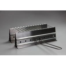 SATEMAKER BEACH Portable Barbecue 50cm Inox